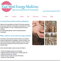 East West Energy Medicine