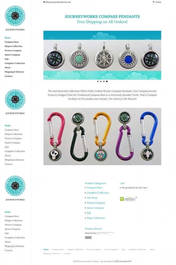 Journeyworks Website